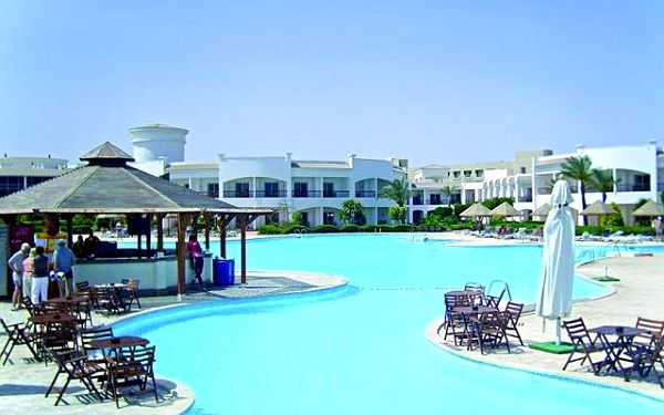 GRAND SEAS HOSTMARK, Hurghada, Egypt, letecky, all inclusive