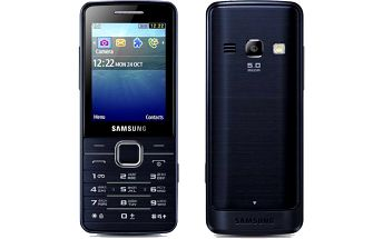 Samsung S5611 (GT-S5611ZKAETL) černý