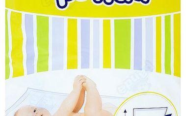 Panda Přebalovací podložky 60 x 60 cm 10 ks