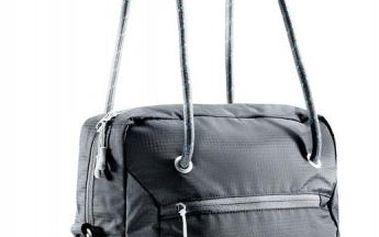 DEUTER Pannier black-turquoise taška přes rameno - poslední kusy