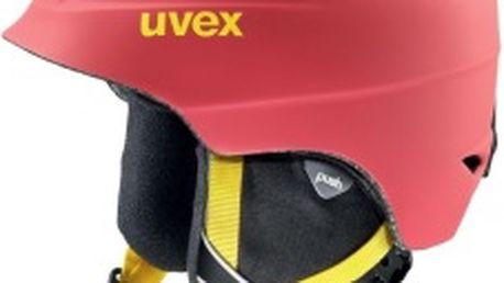 UVEX AIRWING 2 PRO Chilired Mat 48 - 52 cm lyžařská přilba - poslední kus