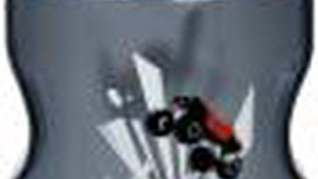 NALGENE OTF Kids 350 ml gray smash dětská láhev na vodu