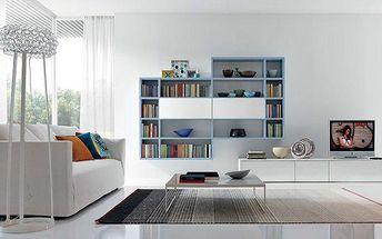 Profesionální návrh interiéru ve 3D vizualizaci pro krásný domov jako z časopisu