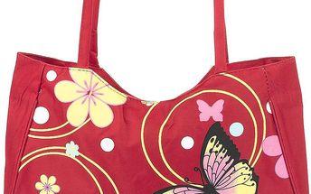 Plážová taška Butterfly