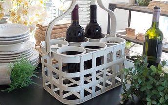 Přepravka na lahve Wine Support - doprava zdarma!
