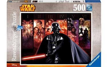 Ravensburger Star Wars 500d Episode I-VI / Col.
