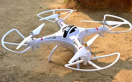 Létající dron s HD kamerou nebo bez kamery
