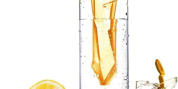 Lahev Citrus 2 Go, oranžová