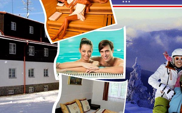 Wellness pobyt v Morávka Mountain Resortu v pohádkových Beskydech.