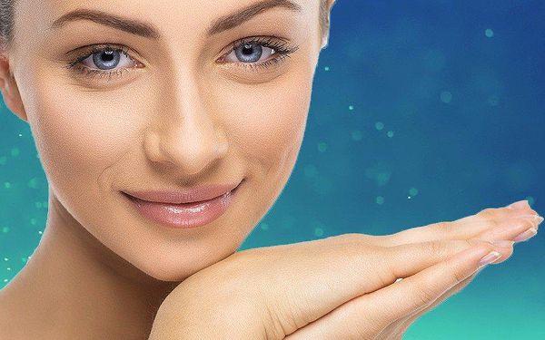 Kosmetické ošetření pleti