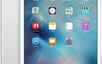 Dotykový tablet Apple Wi-Fi 16 GB - Silver (mk6k2fd/a) + DOPRAVA ZDARMA