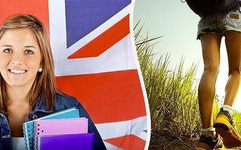 Dárkový poukaz na kurz angličtiny
