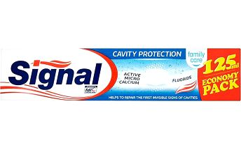 Signal Family Care Cavity protection zubní pasta 125 ml