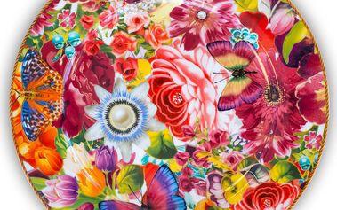 Porcelánový talíř Melli Mello Eliza, 30.5 cm