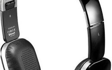 Náhlavní sluchátka Cannice MKF-HB1, černá