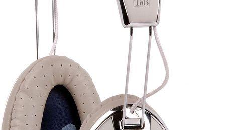 Sluchátka TnB CS60BL, modrá