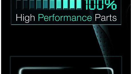 Náhradní planžety Braun CombiPack Series 5 - 52B, černé