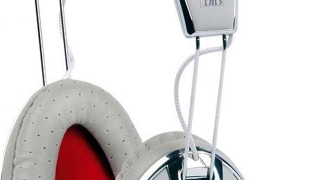 Sluchátka TnB CS60RD, červená