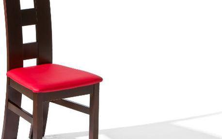 Dřevěná jídelní židle P-33