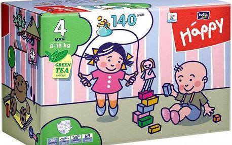 Bella Happy Maxi Big Pack - 140 ks - II. jakost