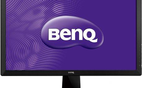 LCD monitor Benq RL2455HM, herní, černý
