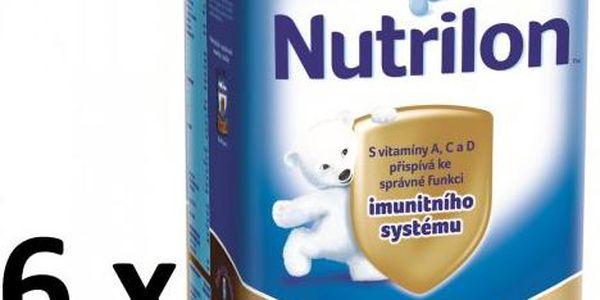 Nutrilon 4 - 6 x 800g - II. jakost