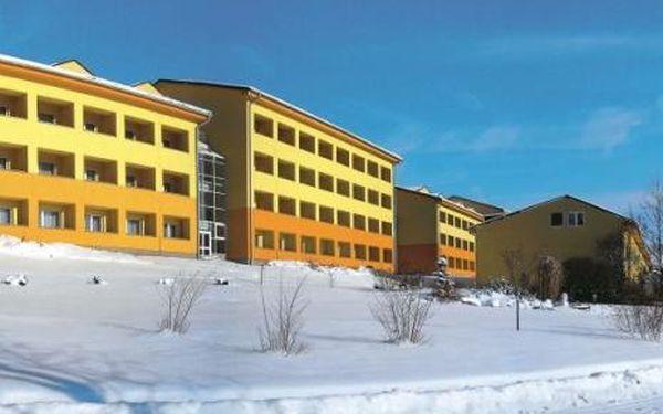 Česká republika, oblast Šumava, doprava vlastní, snídaně, ubytování v 3,5* hotelu na 11 dní