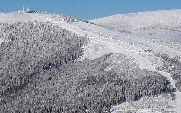 Zimní radovánky ve Špindlerově Mlýně