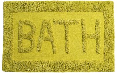 Koupelnová předložka Bath Lime