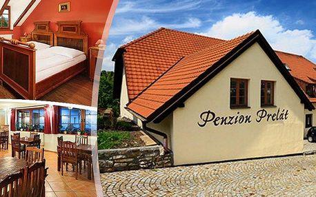 Pobyt pro dva se snídaní v Českém Krumlově v jednom z nejkrásnějších měst se slevou až 50%.