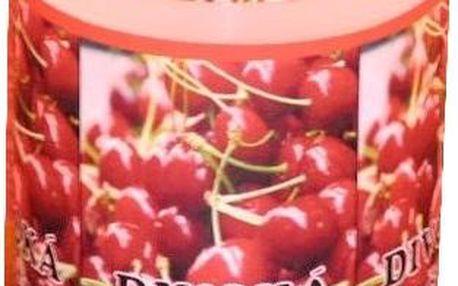 Repelentní svíčka s vůní divoké višně