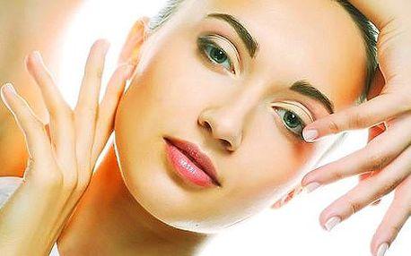 Kosmetické ošetření 1+1 dermokosmetikou RYOR