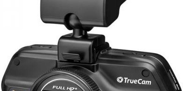 Autokamera TrueCam A7S černá + dárek Nůž kapesní Mikov Rybička - stříbrná v hodnotě 129 Kč + DOPRAVA ZDARMA