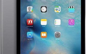 Dotykový tablet Apple Air Wi-Fi 16 GB (MD785FD/B) šedý + DOPRAVA ZDARMA