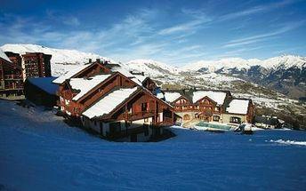Francie, oblast Les Sybelles, doprava vlastní, bez stravy, ubytování v 4* hotelu na 8 dní