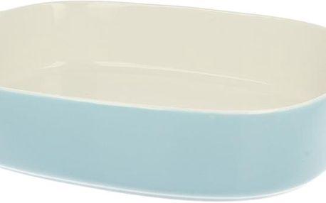 Porcelánová zapékací mísa Pot Blue, 25.5 cm