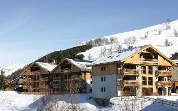 Francie, oblast Les Deux Alpes, doprava vlastní, bez stravy, ubytování v 4* hotelu na 8 dní