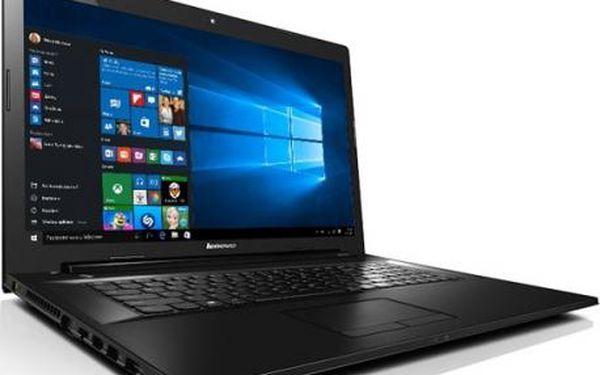 Notebook Lenovo G70-35 (80Q5001YCK) černý + DOPRAVA ZDARMA