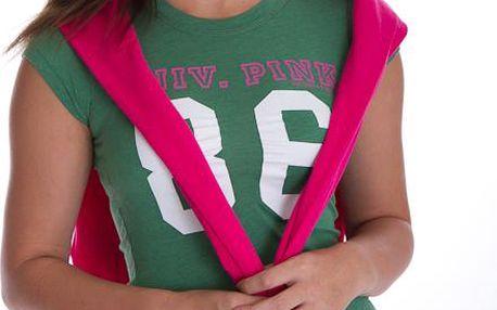 Dámské tričko Victoria's Secret zelené