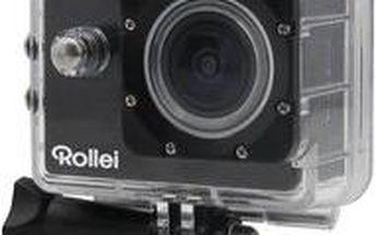 Outdoorová kamera Rollei Action Cam 310, černá - 40283