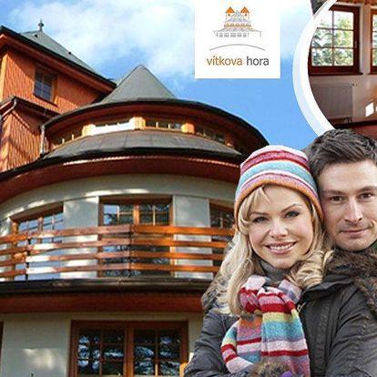 3denní romantický pobyt na nejvyšším místě Karlových Varů s výhledem na centrum lázní.