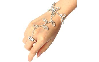 Slavnostní šperk na ruku s kamínky - skladovka