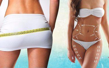 Liposukce, radiofrekvence těla a lymfodrenáž