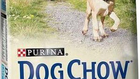 Purina Dog Chow Puppy Velká plemena krůta 14 kg + Doprava zdarma