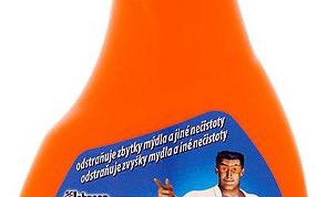Mr. Muscle Koupelna a wc 5v1 čisticí a dezinfekční přípravek 500 ml