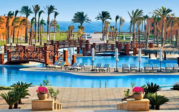 Resta Grand Resort, Marsa Alam, Egypt, letecky, all inclusive