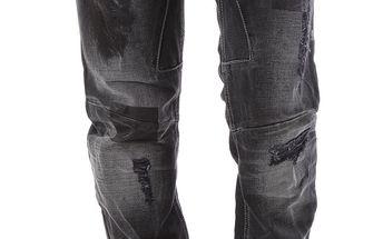 Pánské jeans Absolut Joy - Černá / S