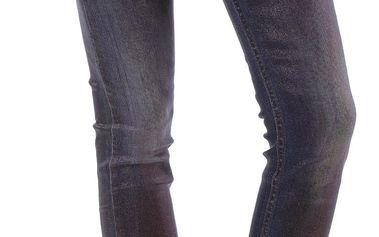 Dámské jeans Sexy Woman - Modrá / S