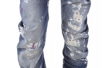 Pánské jeans Absolut Joy vzor 83 - Modrá / 29