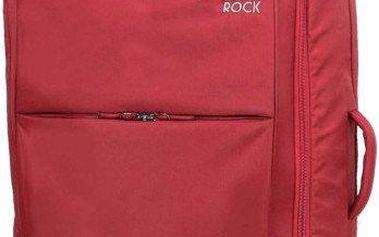REAbags Cestovní kufr ROCK TR-0092/3-70 červená